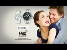 Watch time fly ... together.  Win this fabulous duo .. his and hers Citizen watches .... Loloma and Castletown Townsville.  www.loloma.com.au