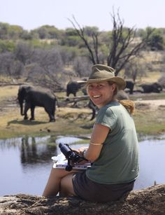 The #Expat that #African #Elephants Will Never Forget : Global Living Magazine www.globallivingmagazine.com || Featured in the July/August issue of Global Living Magazine