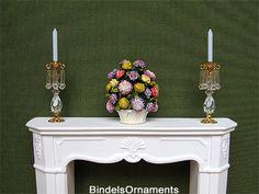 THE PERIPATETIC MINIATURIST: Bindels Ornaments