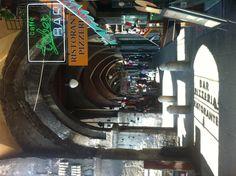Portici sottoripa a #genova