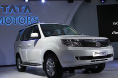 As countdown to the festive season in India commences, Tata Motors' new Tata Safari Storme will be launched in the Indian market this October. The SUV was on display earlier this year at the New Delhi Auto Show held in January and will be based on the familiar Aria platform.