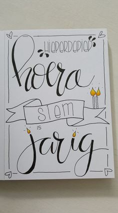 Handlettering Happy Birthday, Letter Art, Letters, Card Drawing, Write It Down, Doodle Drawings, Quote Posters, Doodles, Writing