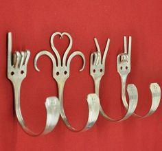 diy-déco-vieux-objets-patères-fourchettes