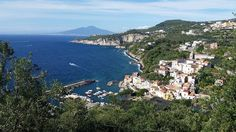 MassaLubrense - Sorrento Coast  Visit enjoysorrentolimo.com Private day tour from Sorrento Private Transfer From/To Napoli Airport