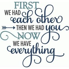 Silhouette Design Store - View Design #59211: now we have everything - layered phrase