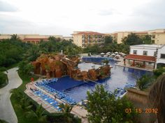 Hotel Marina El Cid Resort. This is where I went for vacation. We were here when it was called EL CID Mega Resort in 1990