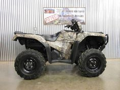 Used 2015 Honda FourTrax® Foreman® Rubicon® 4x4 DCT EPS ATVs For Sale in South Dakota. Engineered For Comfort And Confidence—All Day Long. FourTrax® Foreman® Rubicon® has always been a rider favorite. And here's the best news: for 2015, the Rubicon is better than ever, with new features and six models that give you a wide variety of choices. Its superior engineering gives you the confidence you need to tackle tough trails. Recommended for riders 16 years of age and older. Honda recommends…
