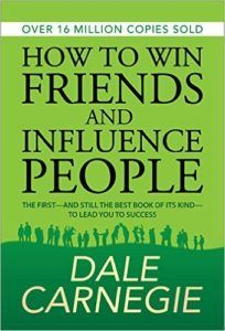 The classic book on persuasion that has taught millions of people how to be more convincing, make friends and succeed in the social aspects of your work and life.