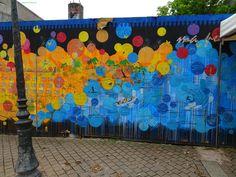 street art in Soulac sur Mer in France, Brittany #gabrielaaufreisen #bretagne #frankreich #france #brittany #soulacsurmer
