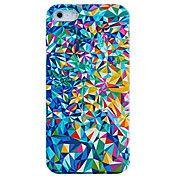 Colorful Broken Mirror Plastic Back Case for ... – USD $ 2.99