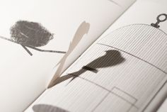 'Silhouette' is a Japanese children's book by Megumi Kajiwara and Tathuhiko Nijima, this is prior to 'Motion Silhouette'