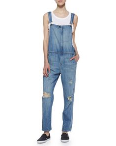 Ranch+Hand+Wanderer+Destroy+Overalls+(Stylist+Pick!)+at+CUSP.