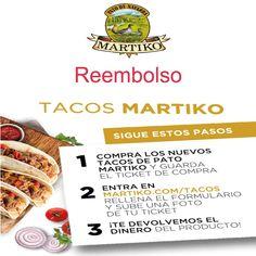 Para España hasta 14/03/21 o 600 Reembolsos Tacos, Bread, Food, Eten, Bakeries, Meals, Breads, Diet