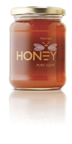 Waitrose Honey by Turner Duckworth