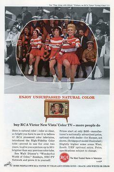 Vintage Tv Ads, Retro Ads, Vintage Advertisements, Vintage Photos, Vintage Stuff, Color Television, Vintage Television, Family Day Quotes, Oral History