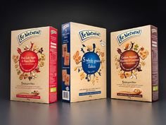 Be Natural on Packaging of the World - Creative Package Design Gallery