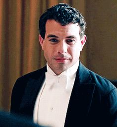 Male Gaze: Tom Cullen, Lady Mary's Dreamy Suitor - The Cut