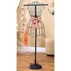Wire Mannequin: $46.95
