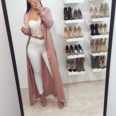 Image uploaded by i n n o c e n c e; Find images and videos about girl, fashion and style on We Heart It - the app to get lost in what you love. Fashion 101, Fashion Killa, Autumn Fashion, Fashion Outfits, Womens Fashion, Fashion Black, Girl Fashion, Satin Duster, Night Out Outfit