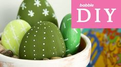 """Trusting children with plants is usually an epic fail. This DIY Cactus Garden is the perfect solution. With some rocks, paint, and a pot, you will have a hassle-free """"plant"""" that will bring your room to life."""