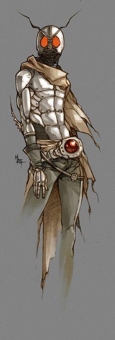 KamenRider Ancient by MizaelTengu on deviantART