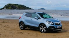 A bit of a surprise here, with the Vauxhall Mokka edging the likes of the Subaru Forester, Mazda CX5... - Vauxhall