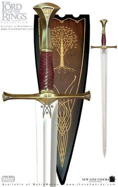 Lord of the Rings Sword of Isildur