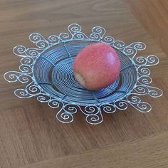 Wire Art, Cool Photos, Baskets, Boxes, Tableware, Cards, Inspiration, Instagram, Craft