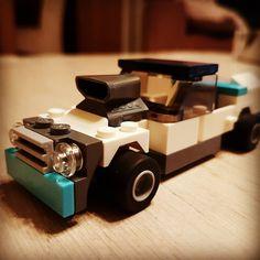 Lego Hotrod Lowrider