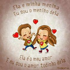 O nosso amor eu Tiro de Letras!!! Hj History, Animals And Pets, Love, Quotes, Cards, Wallpaper, Wedding Phrases, In Love Quotes, Love Photos
