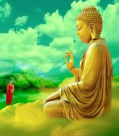 Buddha Temple, Buddha Zen, Gautama Buddha, Buddha Buddhism, Buddha Quote, Buddhist Art, Lord Buddha Wallpapers, Buddha Canvas, Buddha Painting