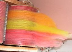 Míchání barev a materiálů