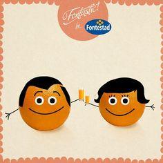 Hay días que nos falta vitalidad…  ¡Pero nos tomamos un zumo de Naranjas Fontestad y se nos pasa!