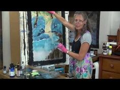 Mind Blowing Watercolour Art Lessons with Joseph Zbukvic - YouTube