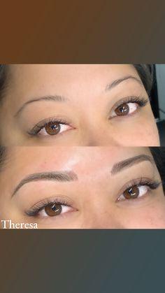3d Hair Stroke Permanent Makeup Eyebrows : stroke, permanent, makeup, eyebrows, Stroke, Permanent, Makeup, Ideas, Makeup,