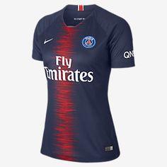 5d61c092d09 Maillot de football 2018 19 Paris Saint-Germain Stadium Home pour Femme.  Nike