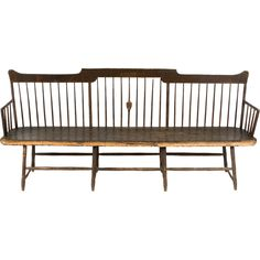 New Hampshire Settee | From a unique collection of antique and modern settees at https://www.1stdibs.com/furniture/seating/settees/