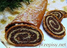 Poppy seed roll and Polish recipes. Wow! Won't mom be surprised if I come home with my own home-made poppyseed!