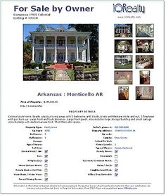 houses for sale flyers
