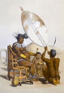 Mpande was monarch of the Zulu Kingdom from 1840 to making him the longest reigning Zulu king. He was a half-brother of Sigujana, Shaka and Dingane, who preceded him as kings of the Zulu. He came to power after overthrowing Dingane in