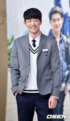 """Nam Joo Hyuk - Trai trẻ """"School 2015"""" rục rịch tham gia Bộ Bộ Kinh Tâm bản Hàn"""