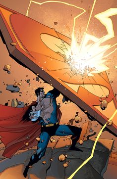 Superman: Birthright Issue - Read Superman: Birthright Issue comic online in high quality Hero Marvel, Marvel Dc, Marvel Comics, Cosmic Comics, Superman Artwork, Superman Comic, Superman Stuff, Superman Logo, Comic Book Characters