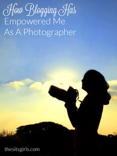 Learn How Blogging Helped This Photographer Grow Her Business #WorkAtHome