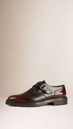 Ombré Monk-strap Shoe
