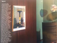 GrapeDesign´s Lectern1 in Wallpaper* juli edtion.