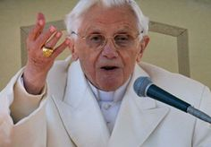 """Former popeBenedict XVI spread consternation in the catholic world this morning as he claimed in a press conference rebroadcasted live on FM german catholic radio station,Radio Horeb,that a group of jesuits had infiltrated the Vatican and were pursuing what he called an """"alien agenda"""". The first pope to retire from his position in 598 years…"""