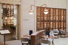 Deak St. Kitchen & Kupola Lounge café by B3 Designers, Budapest – Hungary , http://www.interiordesign-world.com/deak-st-kitchen-kupola-lounge-cafe-by-b3-designers-budapest-hungary/