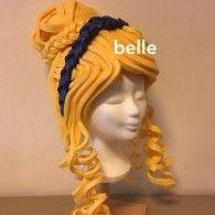 Bloemstyling 't Roosje Fondant Hair, Costume Wigs, Costumes, Marie Antoinette Costume, Foam Wigs, Diy Wig, Tea Hats, Wig Making, Fashion Project
