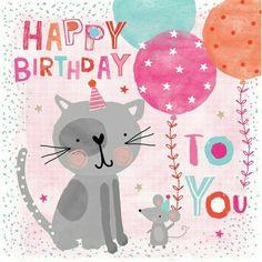 Flora waycott greeting cards madison park greetings madison park happy birthday to you m4hsunfo