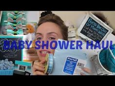 DIY Baby Shower decor on a budget! - YouTube